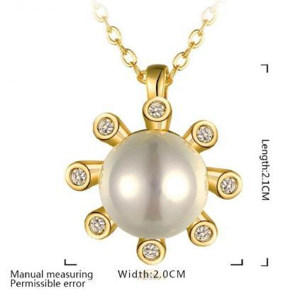 Jenny Jewelry N849-A 18K Real Gold ..