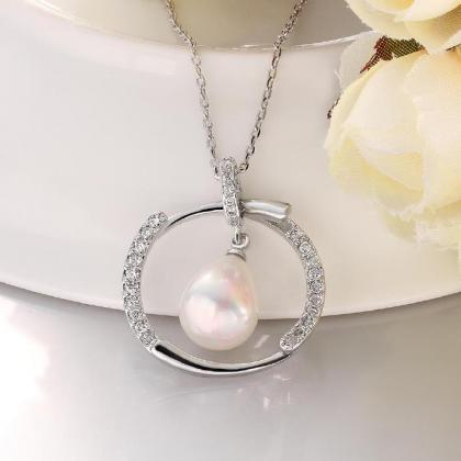 Jenny Jewelry P052 Beautiful pearl ..
