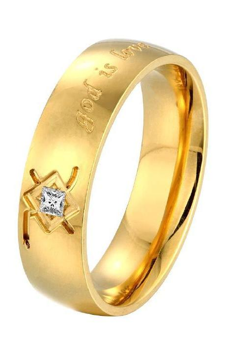 Gold Plated New Design Lady Ring