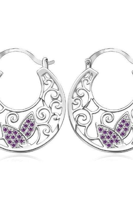 Jenny Jewelry E418 2016 High Quality New Fashion Earring