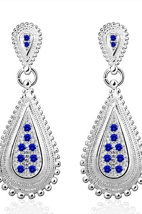 Jenny Jewelry E557-B 2016 High Quality New Fashion Earring