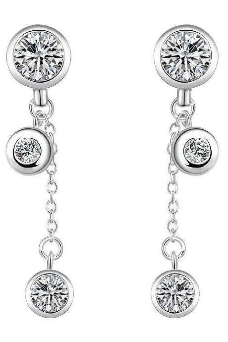 Jenny Jewelry E628 2016 High Quality New Fashion Earring