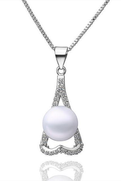 Jenny Jewelry P022 Beautiful pearl pendants