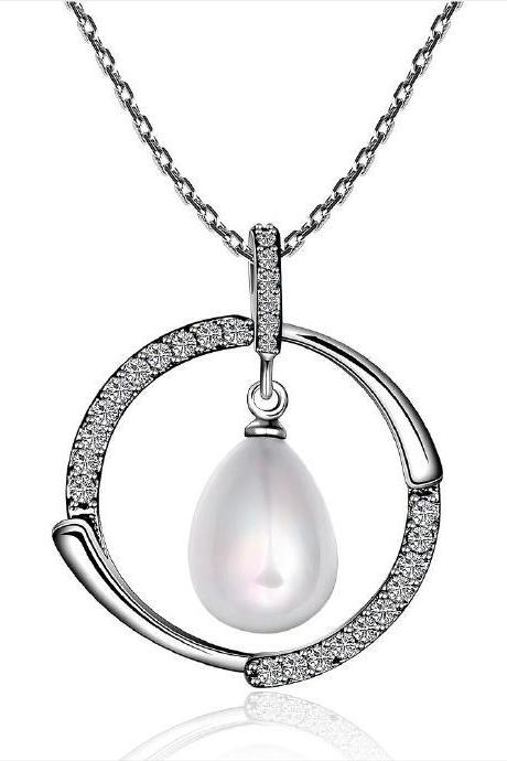 Jenny Jewelry P052 Beautiful pearl pendants