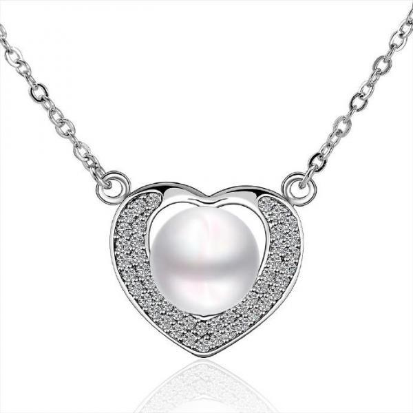 Jenny Jewelry N013 Latest design tradition pearl necklace