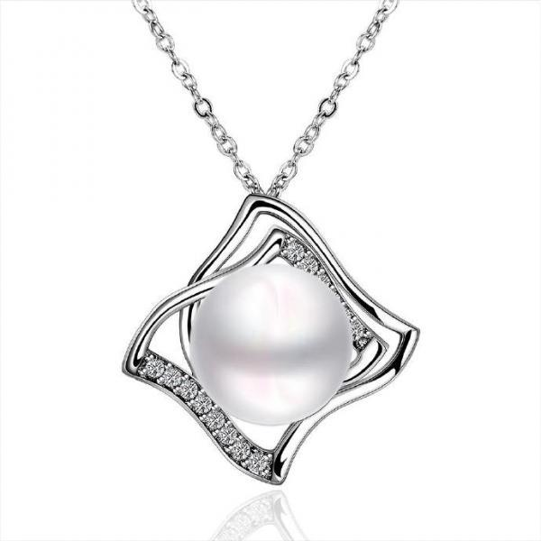 Jenny Jewelry P045 Beautiful pearl pendants
